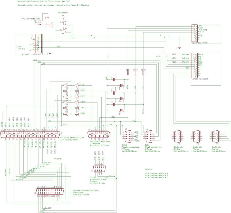 Ziemlich Schaltplan Des Schaltkastens Außen Ideen - Elektrische ...